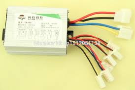detail feedback questions about 500w motor brushed controller dc 24v detail feedback questions about 500w motor brushed controller dc 24v 36v 48v scooter modified parts motor speed controller electric bike controller on