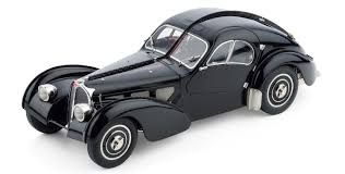 1930 mercedes benz ssk count t. Cmc Bugatti Type 57 Sc Atlantic 1938 Black Currently Not Available Cmc Modelcars