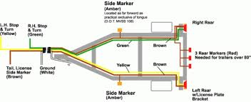 trailer wiring diagram way trailer image wiring wiring diagram trailer light wiring image wiring on trailer wiring diagram 6 way