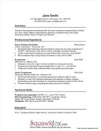 Web Based Resume Builder Software Resume Resume Examples