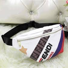 Mens Designer Belt Bag New Designer Waist Bag With Brand Letter Roma Luxury Handbag Womens Fannypack Mens Chest Bag Unisex Belt Bags Classic Style