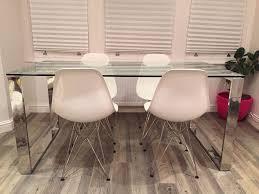 gl dining table john lewis frost in hstead london gumtree