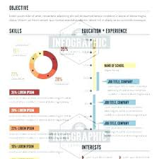 Stand Out Resume Templates Magnificent Resume Template Stand Out Word Infographic Cv Microsoft Free