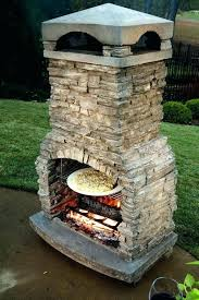 outside brick oven outdoor fireplace pizza combo throughout with regard to plan 8 plans diy ovens the family wood fired