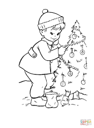 Small Picture Coloring Pages Christmas Tree Ornaments Clipart Christmas Tree