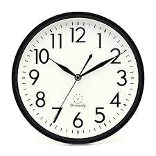 wall clock silent