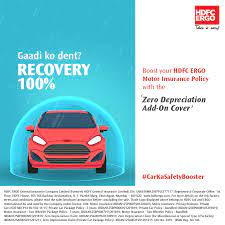 You can also avail a policy copy (post 24 hours of issuance) through: Your Motor Hdfc Ergo General Insurance Company Limited Facebook