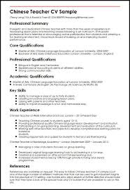 Image Gallery Website Language Instructor Resume Importance Of A