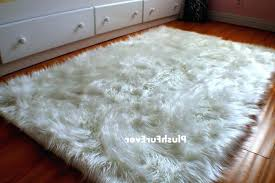 unique faux sheepskin rug costco or large sheepskin rug faux rugs 83