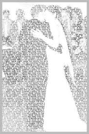 that allows you to turn your picture into words cute idea for home or as a gift first song s anniversary gift ideas anni