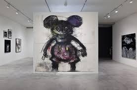 ... Joyce Pensato: I KILLED KENNY, installation view, Contemporary Art  Museum St. Louis ...