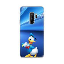 Ốp điện thoại mềm in hình chú vịt Donald dễ thương cho Samsung Galaxy A5 A6  A8 J3 giảm chỉ còn 26,124 đ