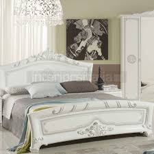 white italian bedroom furniture. Greta - Classic Italian Bed White | On Sale Now! Bedroom Furniture E
