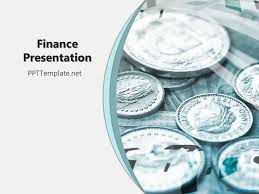 Powerpoint Financial Free Financial Ppt Template