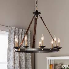 modern rustic lighting. Classy Cavalier 9 Light Black Chandelier Also Modern Rustic Chandeliers Lighting