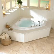 space saving bathroom ideas whirlpool bathtub corner whirlpool tub the perfect solution for small bathrooms