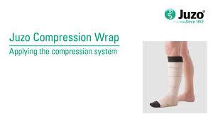 Juzo Compression Wrap Lower Limb Compression Therapy