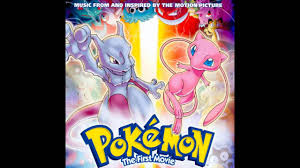 Pokémon The First Movie Theme - Billy Crawford - YouTube