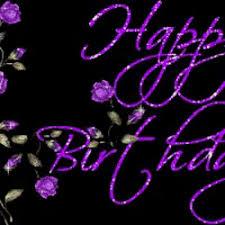 Best Happy Birthday Purple Gifs Find The Top Gif On Gfycat