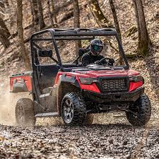 Atvs Side By Sides Tracker Off Road