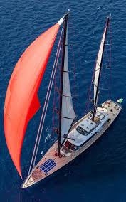 Ron Holland Design Eur 30 Million Perini Navi Racing Yacht Seahawk Finds A New