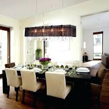 hanging chandelier over table dining room table chandelier dining room rectangular dining table chandelier rectangle crystal