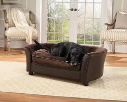 um size enchanted home pet panache dog sofa reviews wayfair chaise lounge chair ou large size