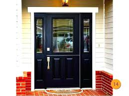 wooden front doors with glass front door glass panel exterior wood black dutch with side lights