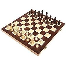 Wooden Board Game Sets Amazon Chess Armory 100 Wooden Chess Set with Felted Game 27