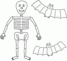 Small Picture adult skeleton coloring page skeleton coloring page for