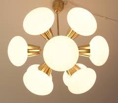 mid century modern light fixture vintage. mid century chandelier   modern entryway brass sputnik light fixture vintage