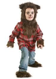 toddler werewolf costume