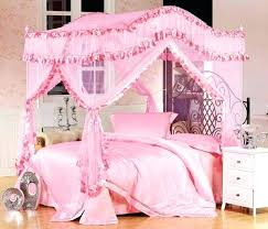 Ideas Little Girl Canopy Bed — Sourcelysis