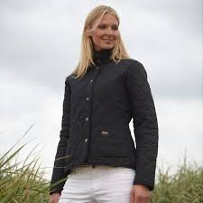 Toggi Sandown Ladies Quilted Jacket - Black - Redpost Equestrian &  Adamdwight.com