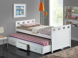 Inspiring Bedroom Furniture Design Ideas with Cozy Trundle Bed with  Storage: Trundle Bed With Storage