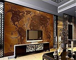 Nautical Chart Wall Mural Gmyanbz Custom Wallpaper Photos World Map Nautical Chart Tv