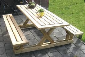 2x6 table convert a bench folding picnic table folding picnic table bench