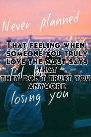 going separate ways in a relationship. that feeling when someone you truly love the most says they don\u0027t trust anymore going separate ways in a relationship