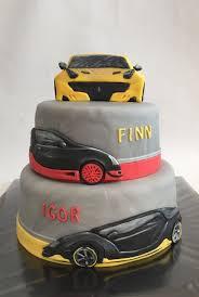 The veyron bleu centenaire was developed to mark the centenary of the bugatti brand. Lamborghini Ferrari Bugatti Veyron Birthday Cake Lamborghini Cake Car Cake Cars Birthday Cake