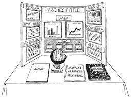 Science Fair Project Boards Layouts Zaxa Tk