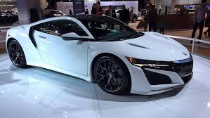 acura nsx 2016 black. photos acura brings white nsx to cold chicago for the 2016 auto show news wheel nsx black