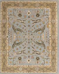 hand tufted geometric modern pink ivory 8x11 trellis oushak oriental area rug for