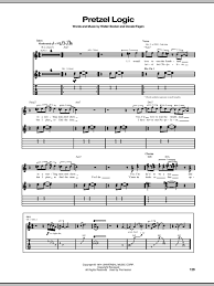 Pretzel Logic Charts Sheet Music Digital Files To Print Licensed Steely Dan