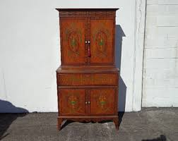 antique painted furnitureVintage painted furniture  Etsy
