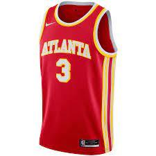 Atlanta Hawks Nike Icon Swingman Jersey - Kevin Huerter - Mens