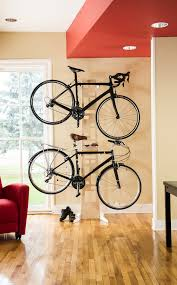 Indoor Bike Storage The Hottie Saris