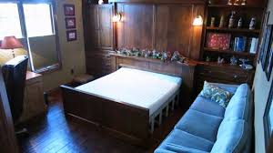 Electric Murphy Bed Becker Homes Inc Remote Control Murphy Bed Youtube