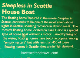 Awesome Sleepless In Seattle Sign And Background Information