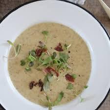 biltong leek and sweet potato soup