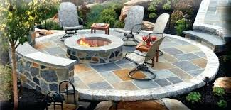 spectacular outdoor fire pit seating area designs ideas around